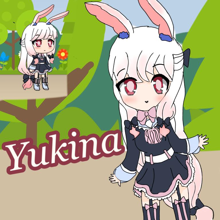 Yukina!